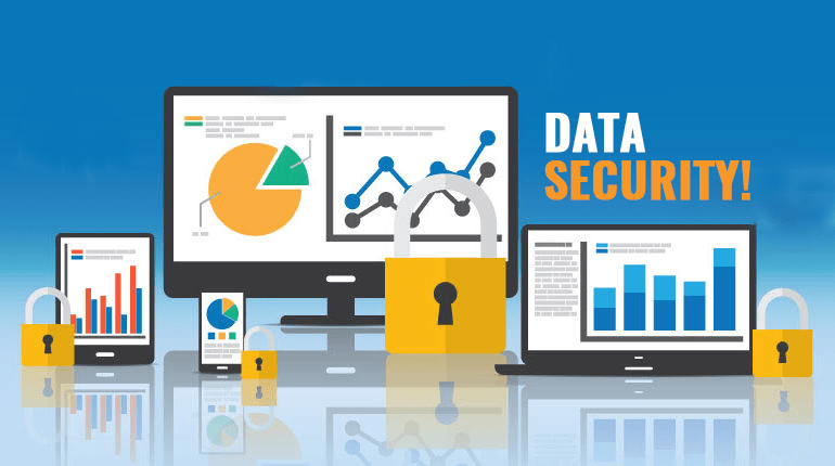 ICT - data backup & security